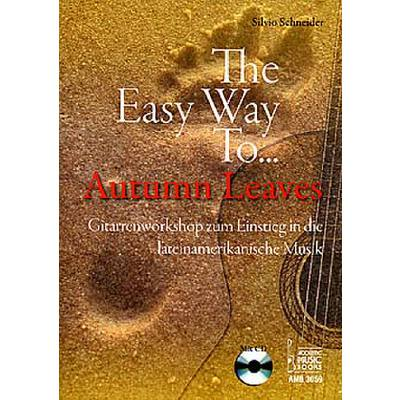 The easy way to autumn leaves