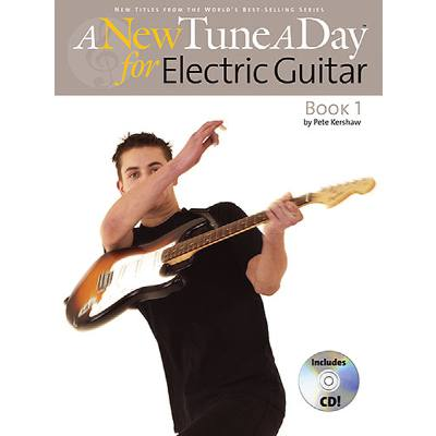 A new tune a day for electric guitar 1