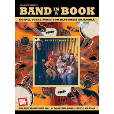Band in a book for Bluegrass ensemble