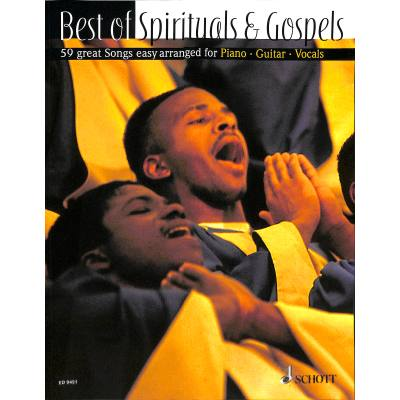 BEST OF SPIRITUALS AND GOSPELS