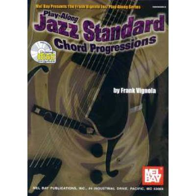 PLAY ALONG JAZZ STANDARD CHORD PROGRESSIONS