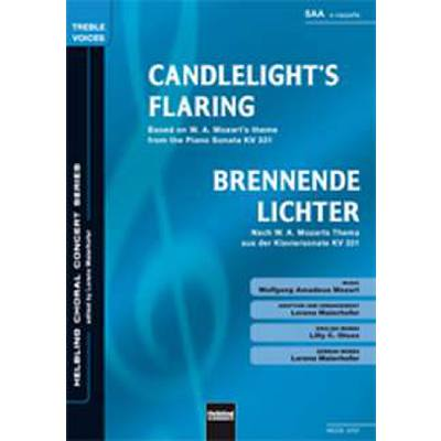 CANDLELIGHT´S FLARING - BRENNENDE LICHTER