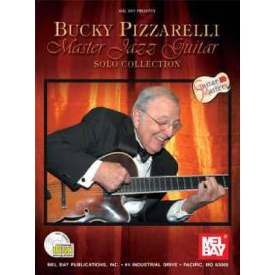 MASTER JAZZ GUITAR SOLO COLLECTION