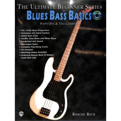 Blues bass basics 1 + 2