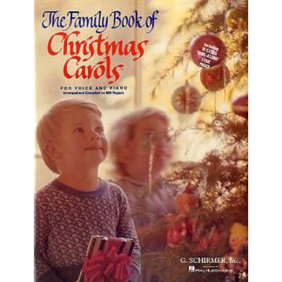 THE FAMILY BOOK OF CHRISTMAS CAROLS