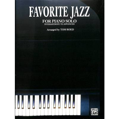 favorite-jazz-for-piano-solo