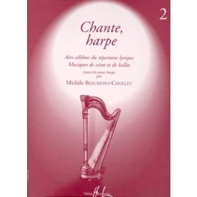 CHANTE HARPE 2