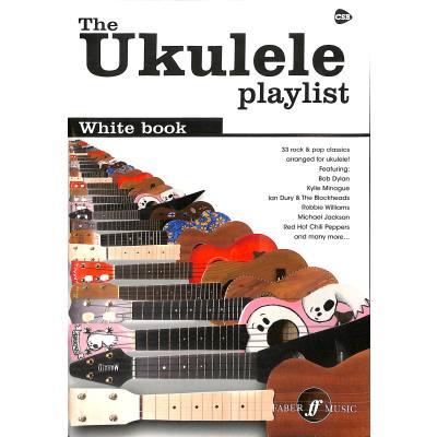 The ukulele playlist - white book