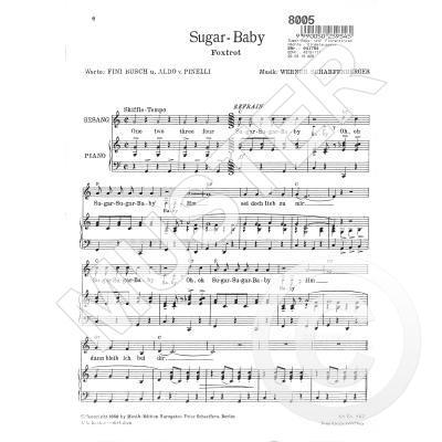 florentinische-nachte-sugar-sugar-baby