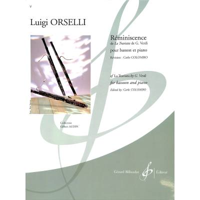 reminiscence-de-la-traviata-de-g-verdi, 12.50 EUR @ notenbuch-de