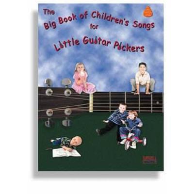 BIG BOOK OF CHILDREN'S SONGS