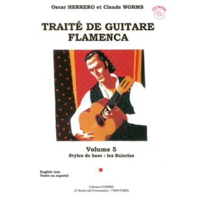 TRAITE DE GUITARE FLAMENCA 5