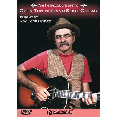 AN INTRODUCTION TO OPEN TUNINGS AND SLIDE GUITAR