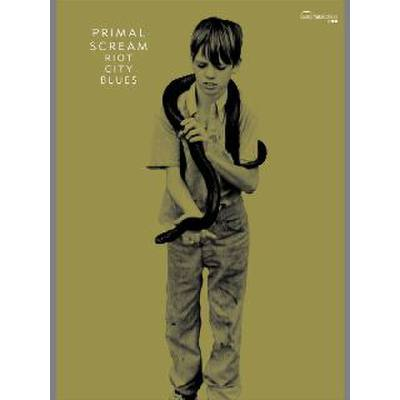 Faber Music Primal Scream - Riot City Blues Guitare Tab jetztbilligerkaufen