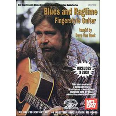 BLUES + RAGTIME FINGERSTYLE GUITAR