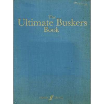 Faber Music Ultimate Buskers Book, The - Pvg - broschei
