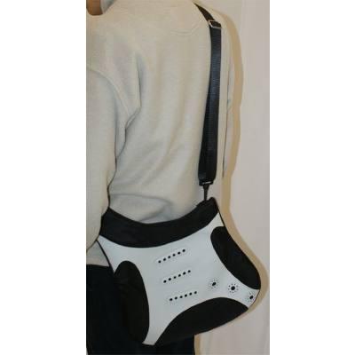 Tasche Gitarrenform (strat Style)