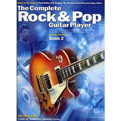 Complete Rock + Pop guitar player 2 - revised edition