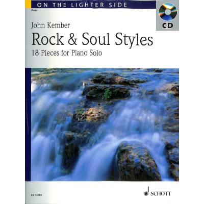 ROCK AND SOUL STYLES