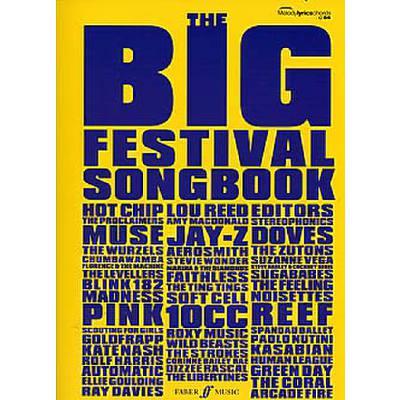The big festival songbook