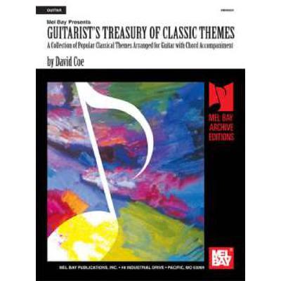 GUITARIST'S TREASURY OF CLASSIC THEMES