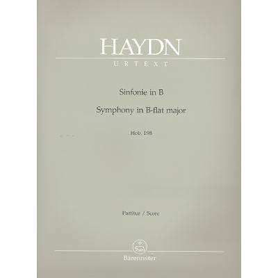 Sinfonie 98 B-Dur Hob 1/98