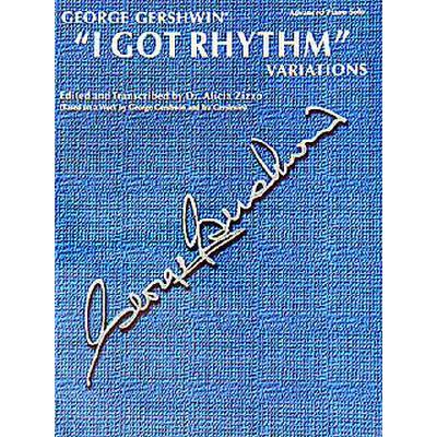 i-got-rhythm-variations, 15.95 EUR @ notenbuch-de
