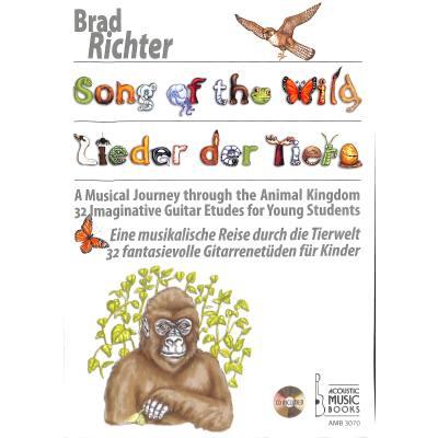 SONG OF THE WILD - LIEDER DER TIERE