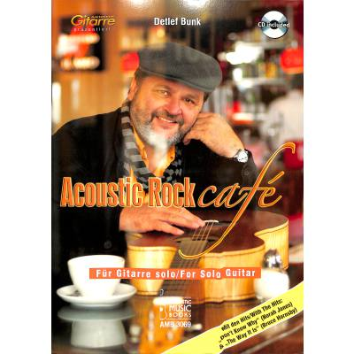 Acoustic Rock Cafe