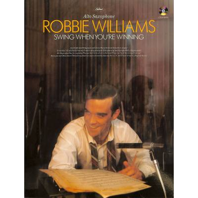 Faber Music Williams Robbie - Swing When You´re Winning + Cd Saxophone And Piano - broschei