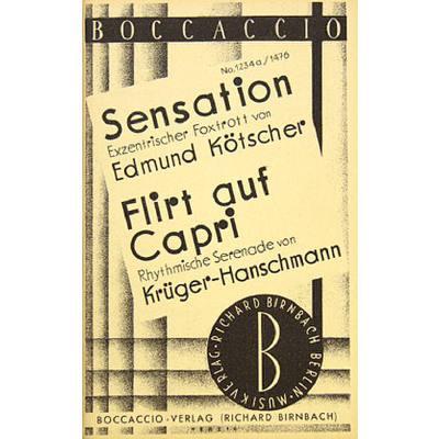 SENSATION + FLIRT AUF CAPRI