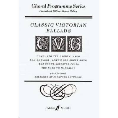 CLASSIC VICTORIAN BALLADS