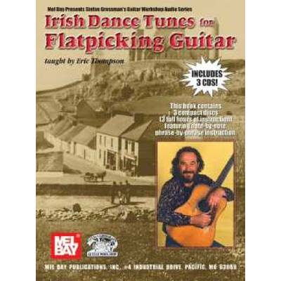 IRISH DANCE TUNES FOR FLATPICKING GUITAR