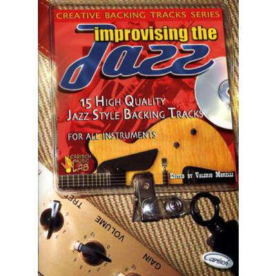 IMPROVISING THE JAZZ