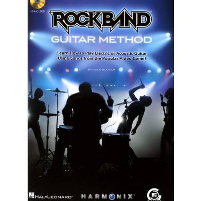 ROCK BAND GUITAR METHOD