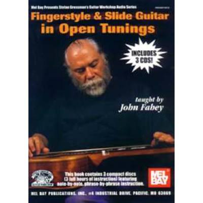 FINGERSTYLE & SLIDE GUITAR IN OPEN TUNINGS