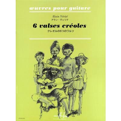 6 valses creoles
