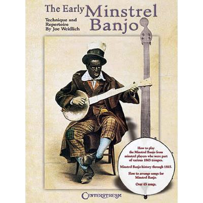 THE EARLY MINSTREL BANJO