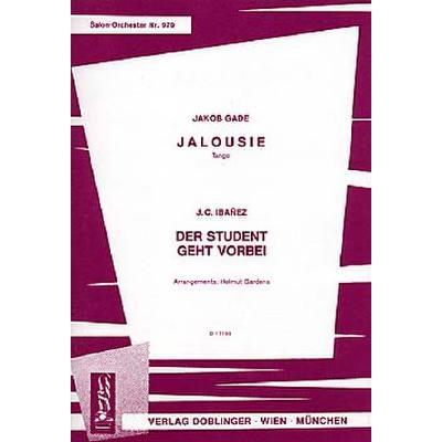 Jalousie Tango + der Student geht vorbei