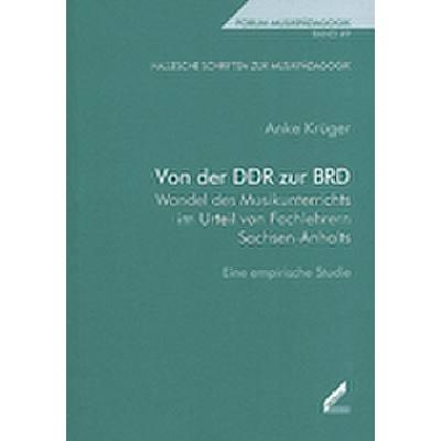 VON DER DDR ZUR BRD