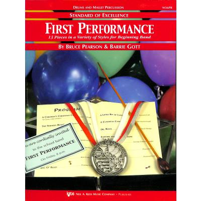 first-performance-standard-of-excellence