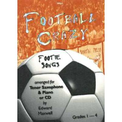 football-crazy, 24.50 EUR @ notenbuch-de