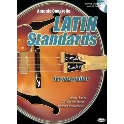 LATIN STANDARDS FOR JAZZ GUITAR