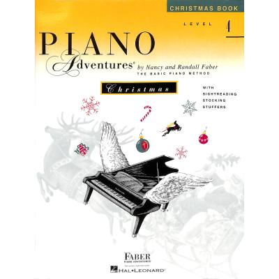 PIANO ADVENTURES CHRISTMAS BOOK 4