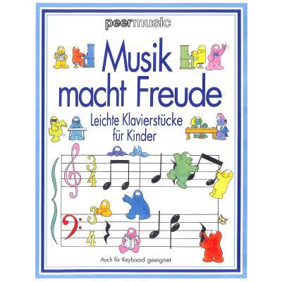 Musik Macht Freude Leichte KlavierstÜcke