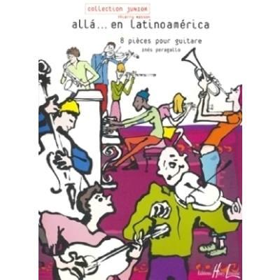 ALLA EN LATINOAMERICA - 8 PIECES