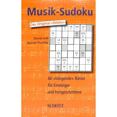 Musik Sudoku 1