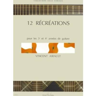 12 RECREATIONS