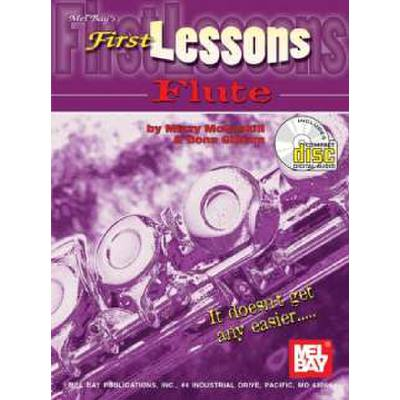 FIRST LESSONS - FLUTE