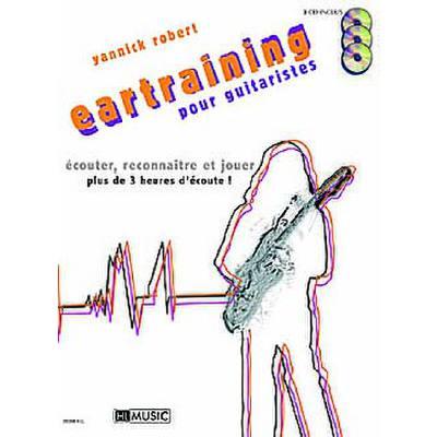 EAR TRAINING POUR GUITARISTES